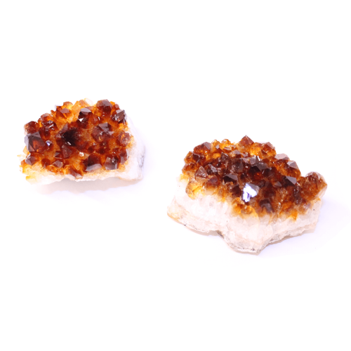 Citrine Cluster Small