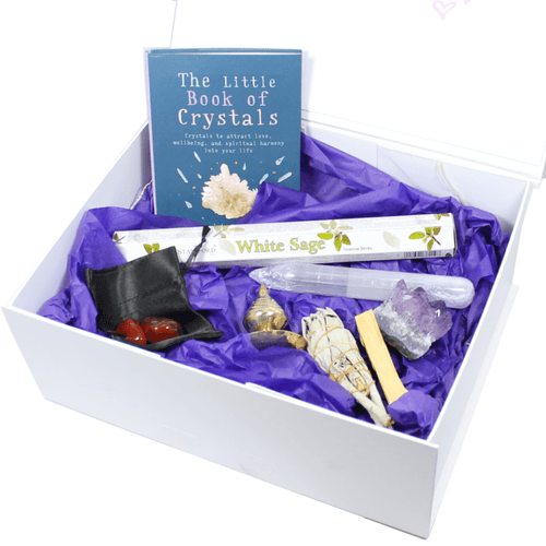 Crystal Cleansing & Care Pack