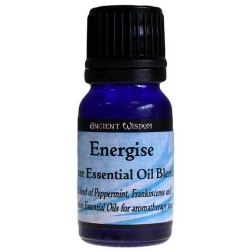 Energising - Essential Oil Blends - 10ml