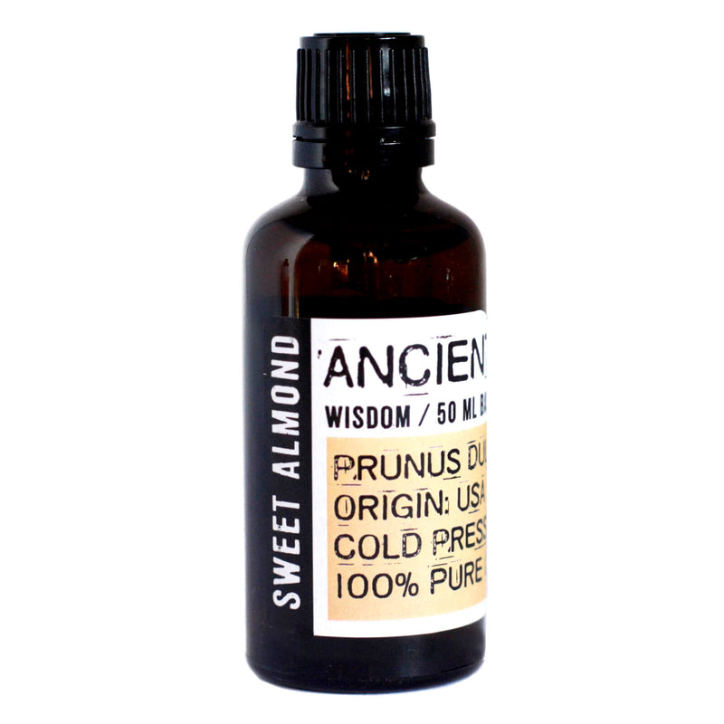 Sweet Almond Base Oil (50ml)