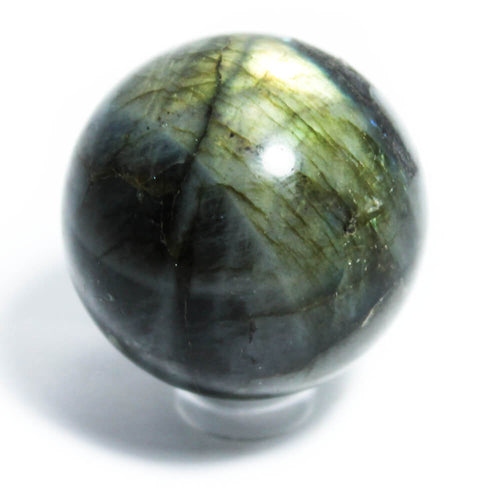 Labradorite Crystal Sphere (35-40mm)