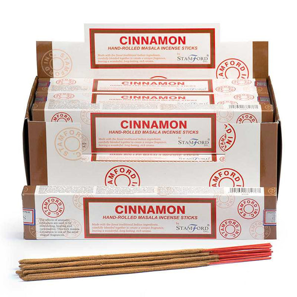 Cinnamon Masala - Stamford Incense Sticks