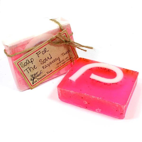 Raspberry Twist - Soap For The Soul