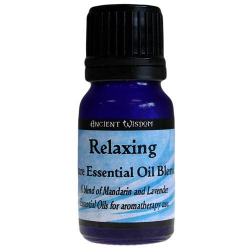 Relaxing - Essential Oil Blends - 10ml