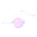 Rose Quartz Ball Pendulum