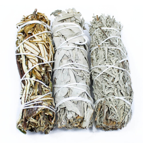 Cleansing Smudge Stick Pack