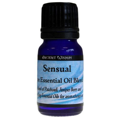 Sensual - Essential Oil Blends - 10ml