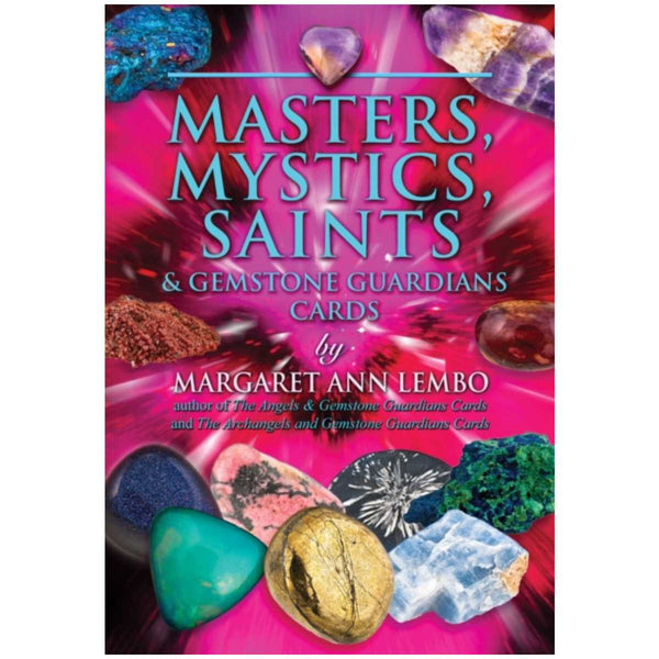 Masters, Mystics, Saints & Gemstone Guardians Cards