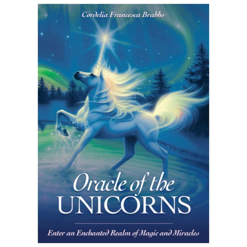 Oracle of the Unicorns : A Realm of Magic, Miracles & Enchantment
