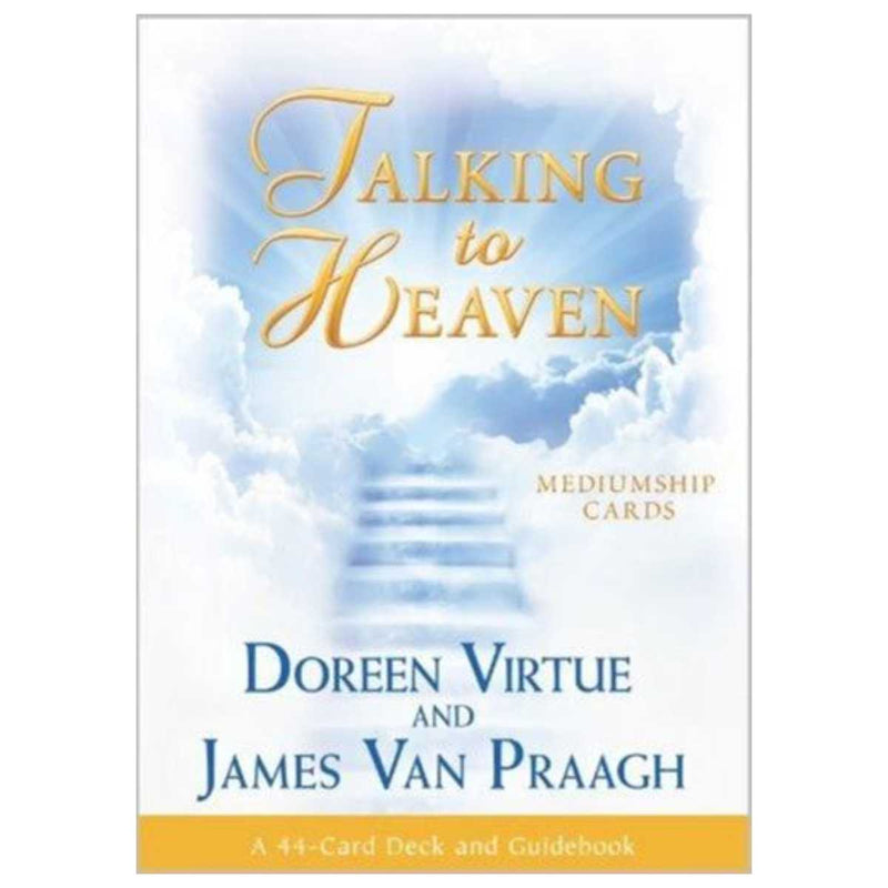 Talking to Heaven Mediumship Cards : A 44-Card Deck and Guidebook