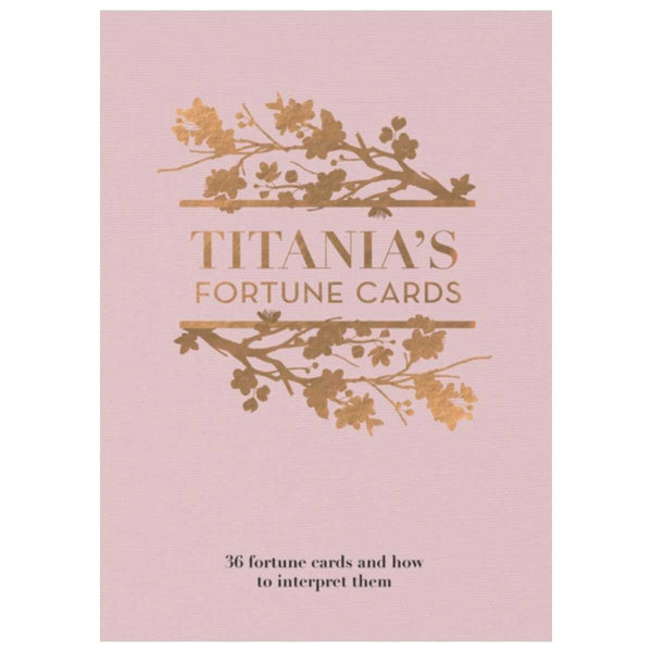 Titania's Fortune Cards : 36 fortune cards and how to interpret them