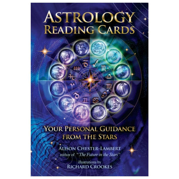 Astrology Reading Cards : Your Personal Guidance from the Stars