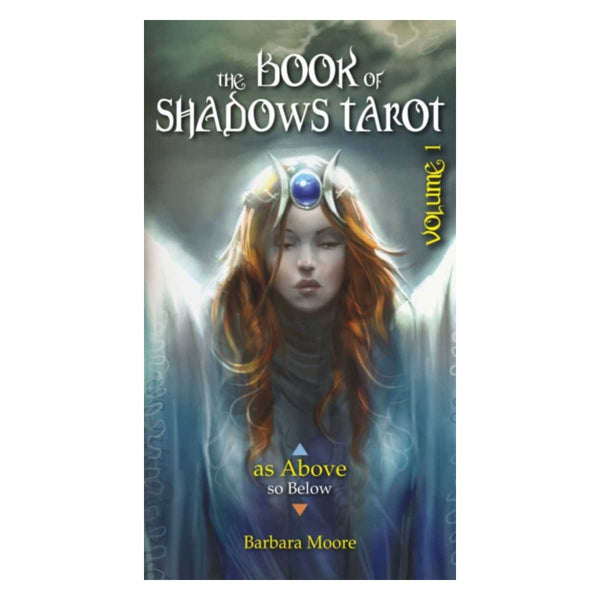 "Book of Shadows Tarot Voli: ""as Above"""