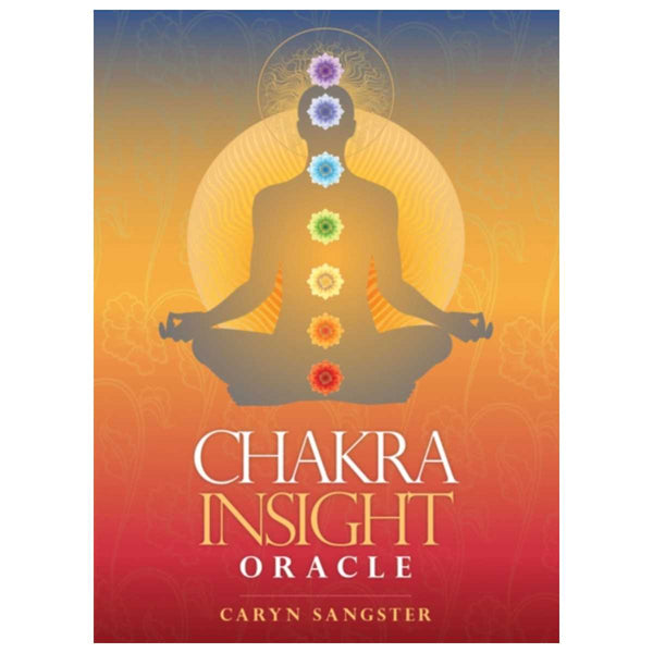 Chakra Insight Oracle : A Transformational 49-Card Deck