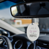 Woman of Purpose Air Freshener