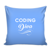 Coding Diva Pillow