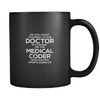 Do you Want To Speak With The Doctor  Mug