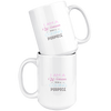 I Am A Woman of Coding Purpose Mug 15oz