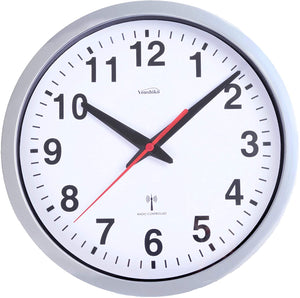 Youshiko Radio Controlled Wall Clock ( Official UK & Ireland Version ),