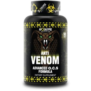 Apocalypse Nutrition Anti Venom Liver and On Cycle Support 30 Days - NutriVault