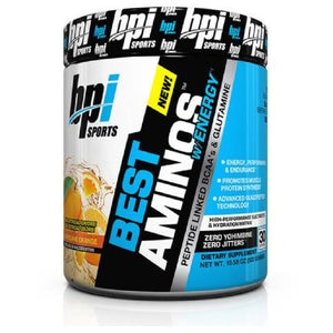 BPI Sports Best Aminos W/Energy - 30 Servings - NutriVault