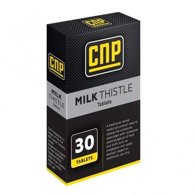 CNP Pro Milk Thistle 30 Tablets - NutriVault