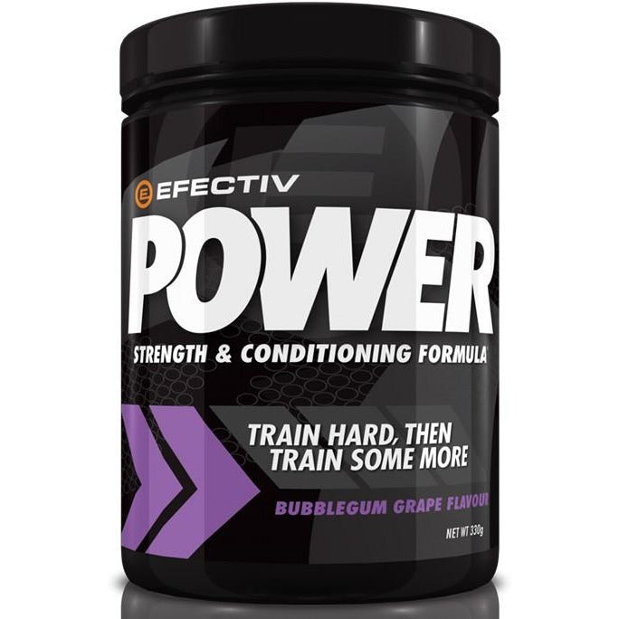 Efectiv Power - Strength and conditioning formula