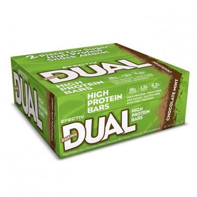 Dual High Protein Bar (50g) x 12 - NutriVault