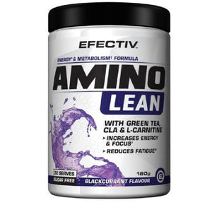 Efectiv Sports Amino Lean 30 Servings - NutriVault