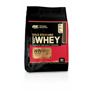 100% Whey Gold Standard LIMITED EDITION 2.74kg - NutriVault