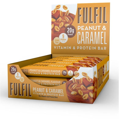Fulfil Bar Protein Bar x 15 Bars - NutriVault