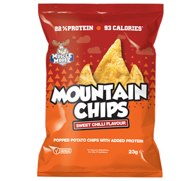 Muscle Moose Mountain Chips 23g - NutriVault