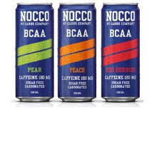 NOCCO Bcaa 330ml Cans - Sugar Free - NutriVault