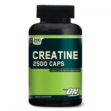 Creatine 2500 200 Caps - NutriVault