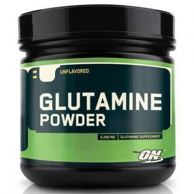 Optimum Nutrition  Glutamine Powder 600g - NutriVault