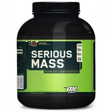 Optimum Nutrition Serious Mass - NutriVault