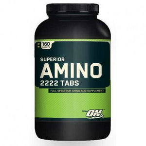 Optimum Nutrition Superior Amino 2222 Tabs - NutriVault