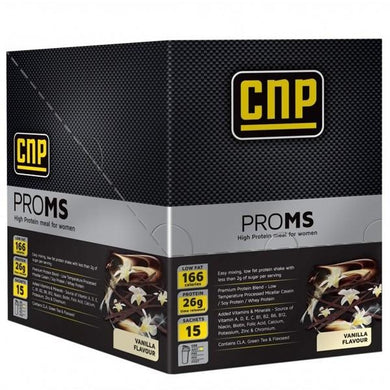 CNP Pro MS 15 Meal replacement Sachets - NutriVault