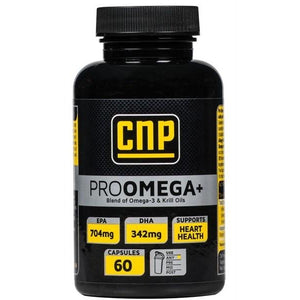 CNP Pro Omega+ 60 Capsules - NutriVault