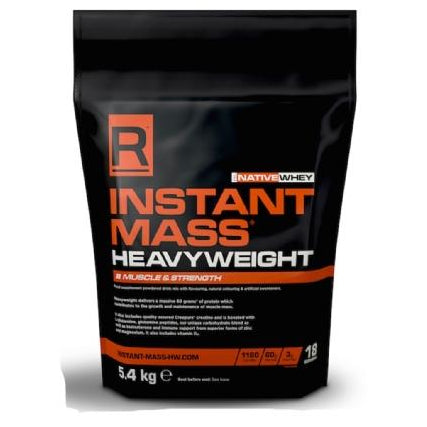 Reflex Nutrition Instant Mass Heavyweight 5.4kg - (Halal & Vegetarian certified) SPECIAL OFFER - NutriVault