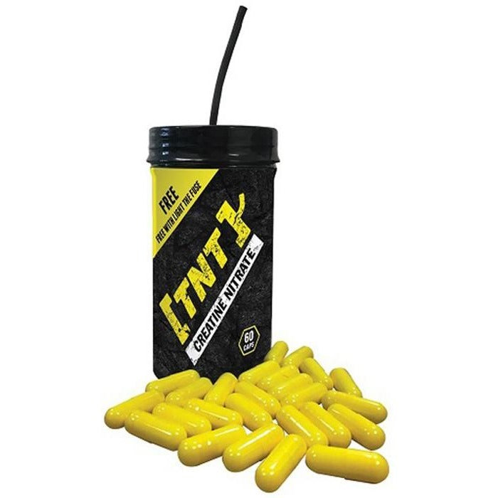 TNT Creatine Nitrate x 60 capsules - NutriVault