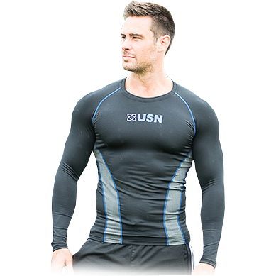 USN Unisex Base Layer Top - NutriVault