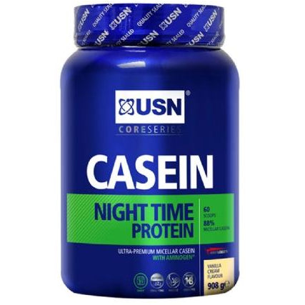 USN Casein Night Time Protein 908g - NutriVault