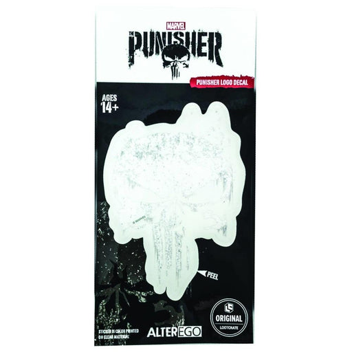 The Punisher Skull Decal LC Excl - Novelties Comic