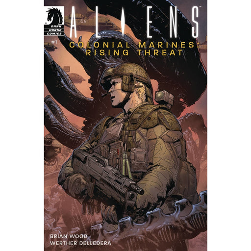 ALIENS COLONIAL MARINES RISING THREAT #1 CVR A - COMIC BOOK - Comics