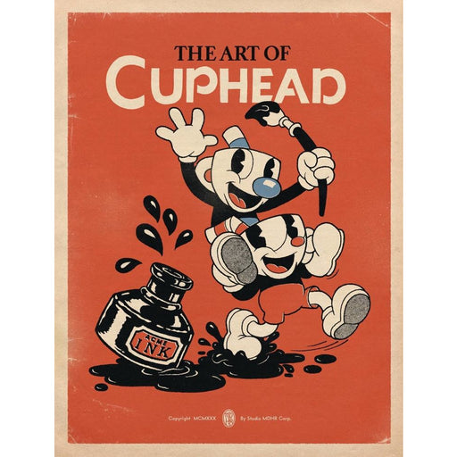 ART OF CUPHEAD HC HC - Books Graphic Novels
