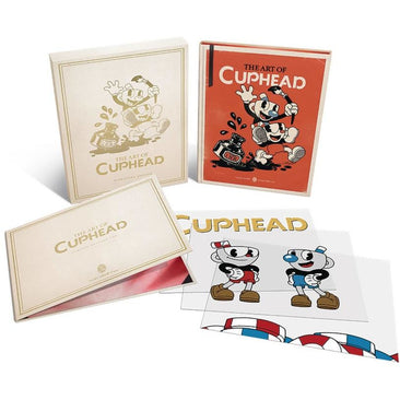 ART OF CUPHEAD HC LTD ED HC - Books Graphic Novels
