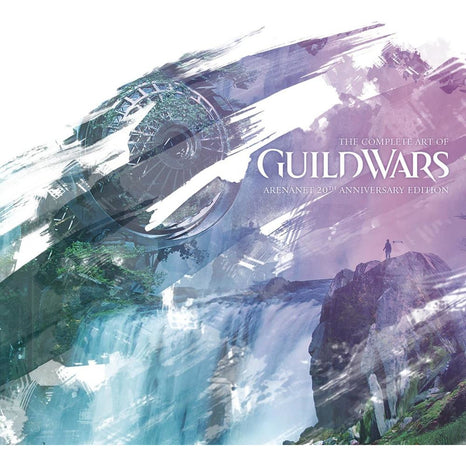 ART OF GUILD WARS COMPLETE ARENANET 20TH ANN ED HC HC - Books Novels/SF/Horror
