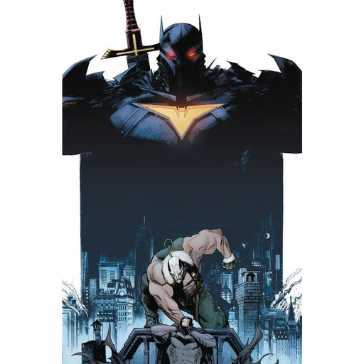 BATMAN CURSE OF THE WHITE KNIGHT #6 (OF 8) - Comics