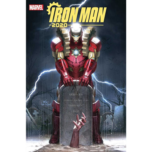 IRON MAN 2020 POSTER - Posters/Prints